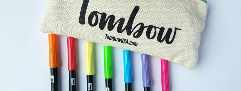 My Top 3 Favourite Tombow Products!